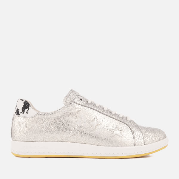 Paul Smith Women's Lapin Leather Court Trainers Limited Edition Sale Online 8ArbggGL