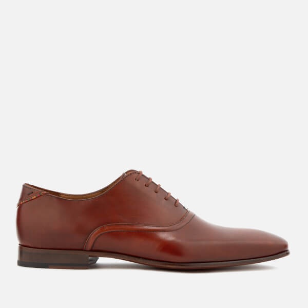 PS by Paul Smith Men's Starling Leather Oxford Shoes - Tan