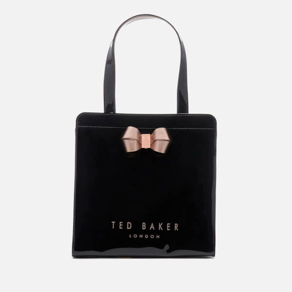 Ted Baker Women's Kriscon Bow Detail Small Icon Bag - Black
