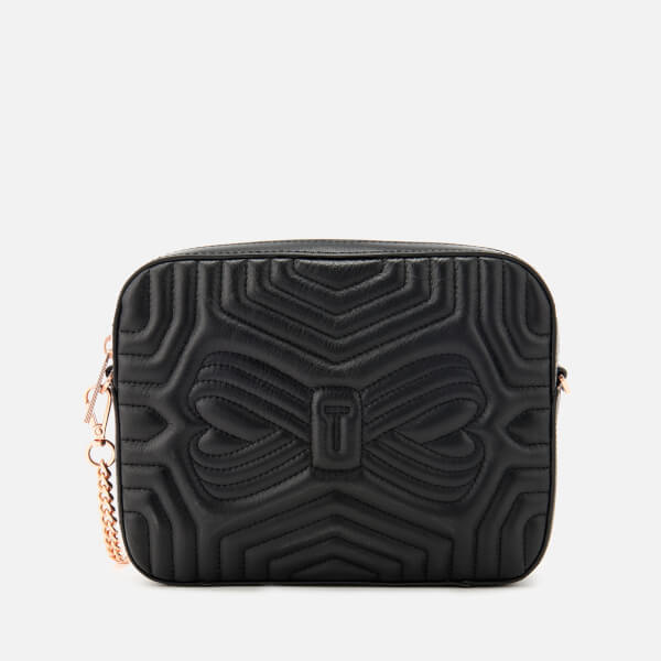 Ted Baker Women's Sunshine Quilted Camera Bag - Black