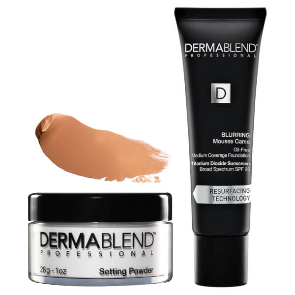 Dermablend Acne Foundation Set - 65W Amber