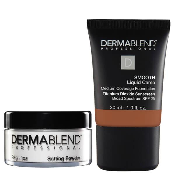 Dermablend Natural Finish Set - 80N Cinnamon