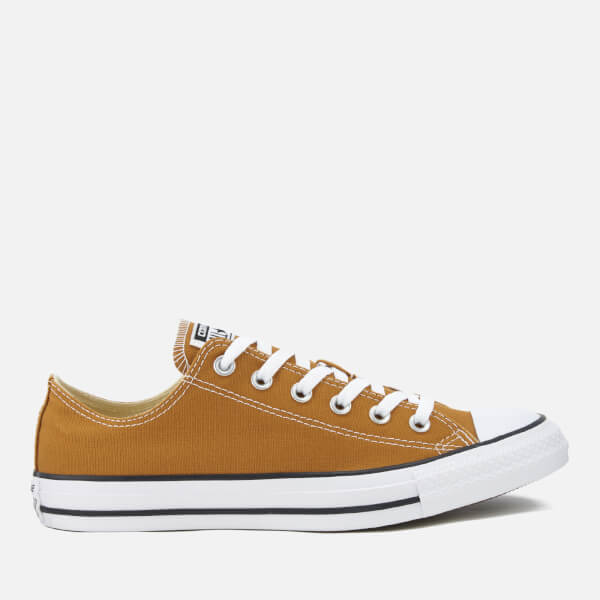 Converse Men's Chuck Taylor All Star Ox Trainers - Raw Sugar