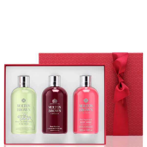 d87d9b806989 Molton Brown Divine Moments Bathing Gift Set