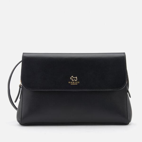 Radley Women's Millbank Medium Flapover Multiway Bag - Black