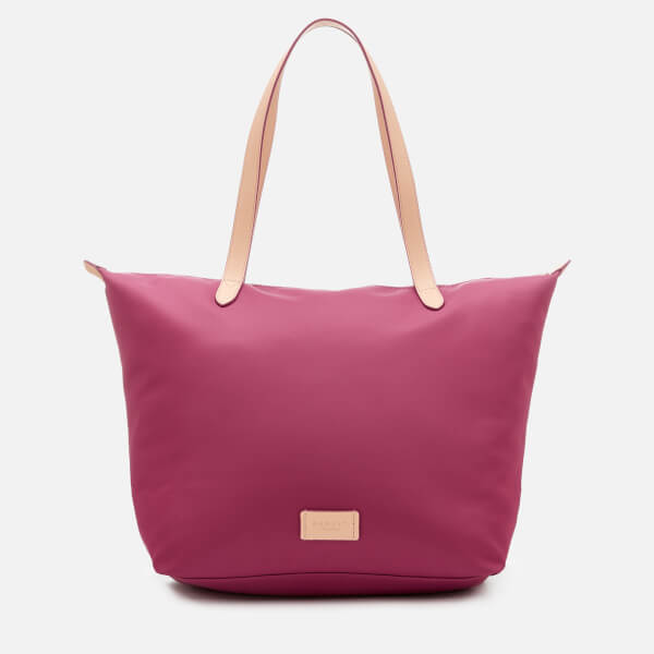 784d240146 Radley Women s Pocket Essentials Large Zip-Top Tote Bag - Magenta  Image 1