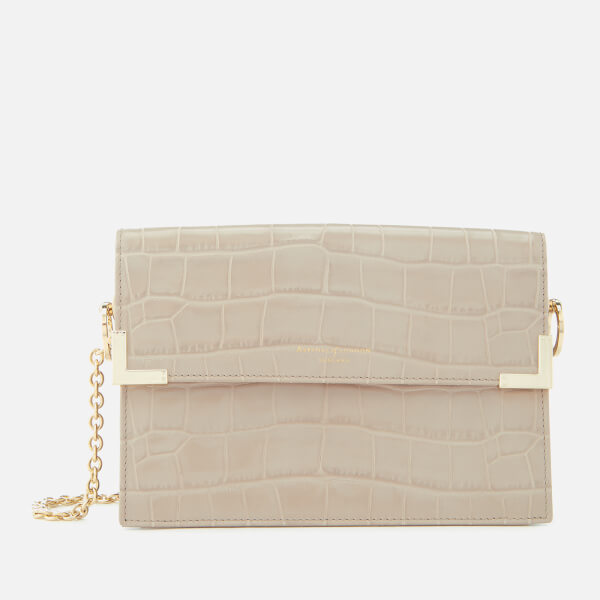 Aspinal of London Women's Chelsea Bag - Soft Taupe