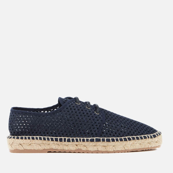 Hudson London Men's Benson Mesh Espadrilles - Navy