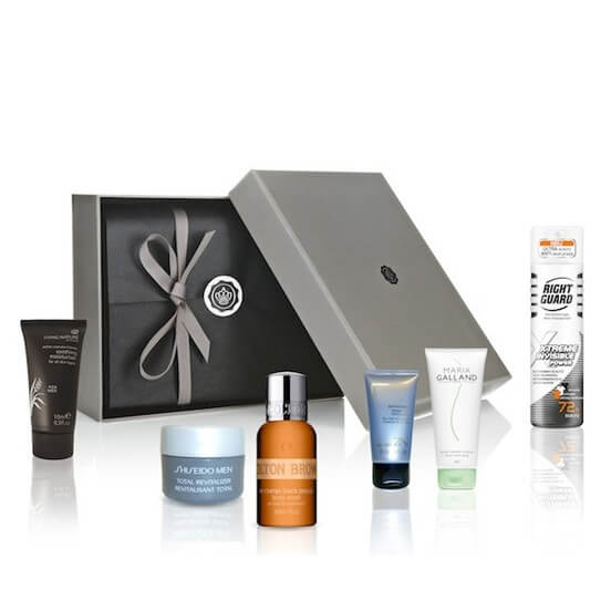 GLOSSYBOX Men Winter 2012