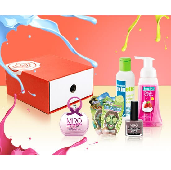 GLOSSYBOX Young Beauty Oktober 2013
