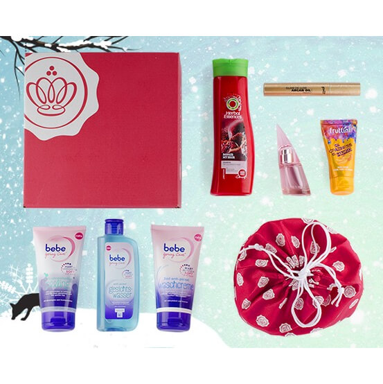 GLOSSYBOX Young Beauty Dezember 2015