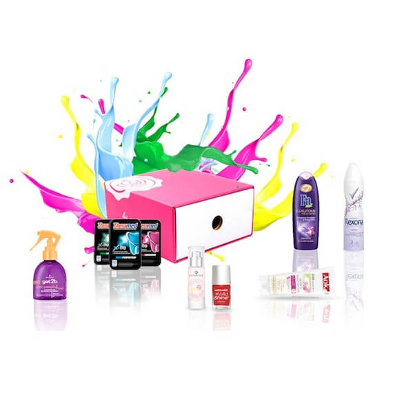 GLOSSYBOX Young Beauty Dezember 2012