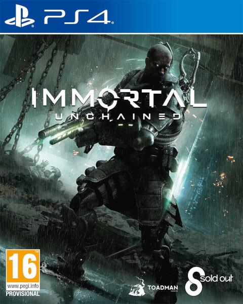 Resultado de imagen de IMMORTAL UNCHAINED PS4