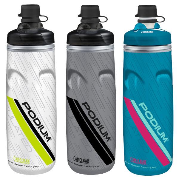 Camelbak Podium Chill Dirt Series Water Bottle 610ml