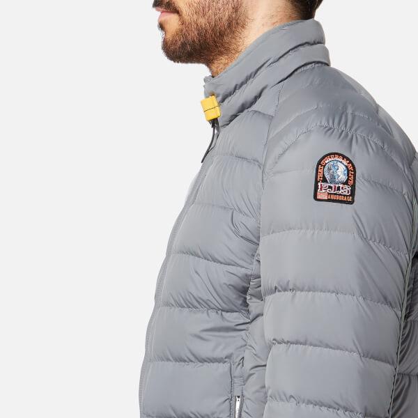 parajumpers mens ugo padded jacket lead image 5