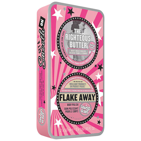 Soap and Glory Get A Smooth On Set (Worth $8)