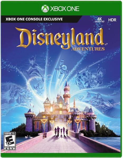 Disneyland Adventures Xbox One Zavvi