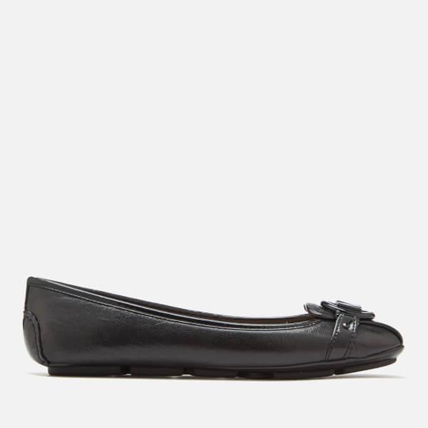MICHAEL MICHAEL KORS Women's Fulton Moc Flats - Black