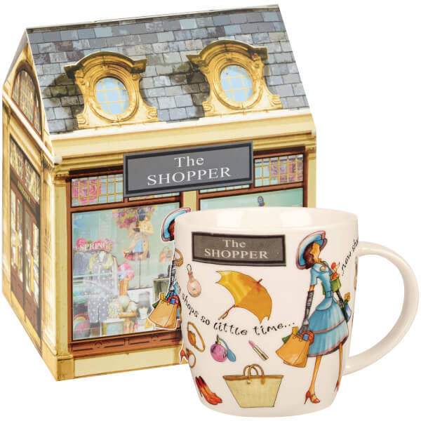 At Your Leisure Shopper Mug