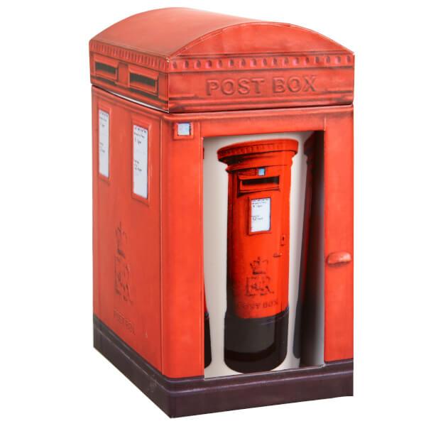 Postbox Fine China Mug