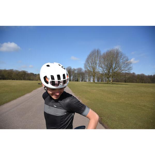 Poc Ventral Spin Helmet Raceday Edition Hydrogen White