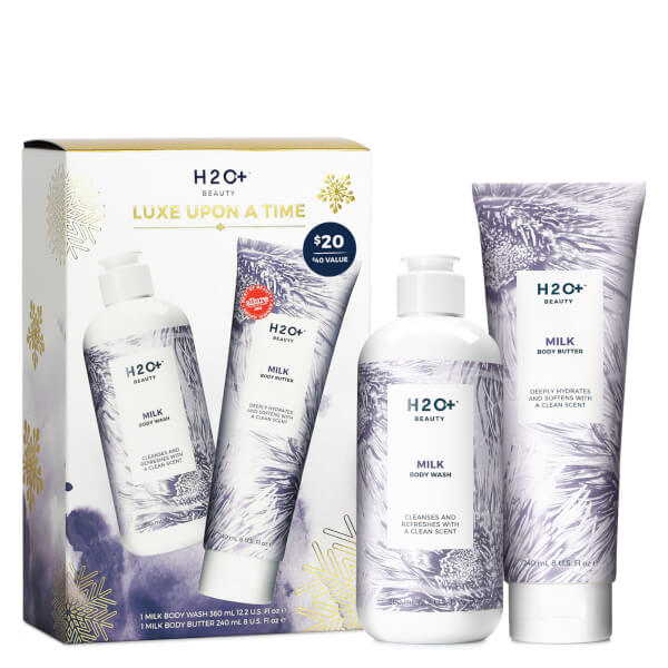H2O+ Beauty Luxe it Up Milk Body Care Favorites