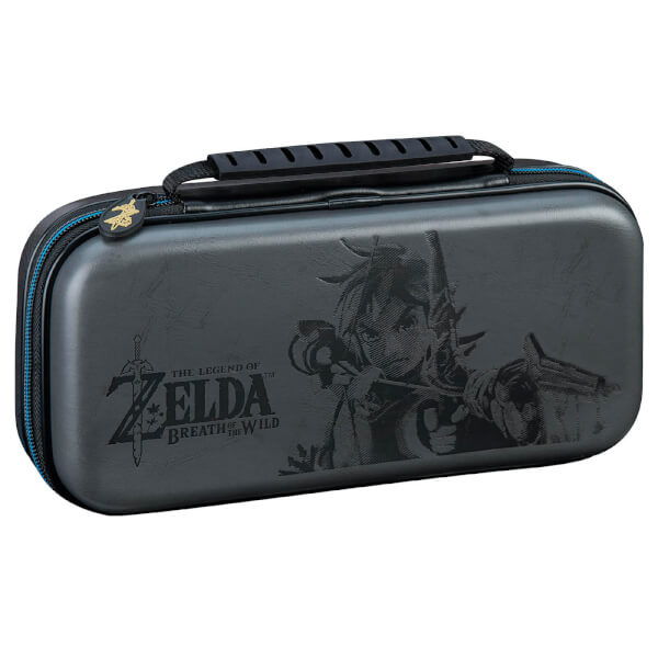 Nintendo Switch Deluxe Travel Case (The Legend of Zelda: Breath of the Wild - Black)