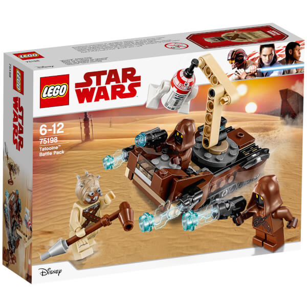 LEGO Star Wars: Tatooine Battle Pack (75198)