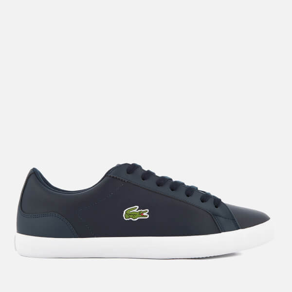 Lacoste Men's Lerond Bl 1 Leather Trainers - - UK 10 DB7vyvHI