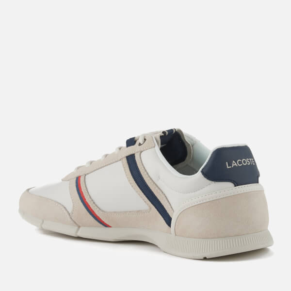Lacoste Men's Menerva 118 1 Trainers - Off /Navy - UK 11 8nZknOXn