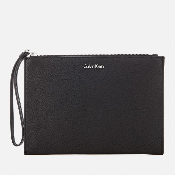 Calvin Klein Women's Edit Pouch Bag - Black