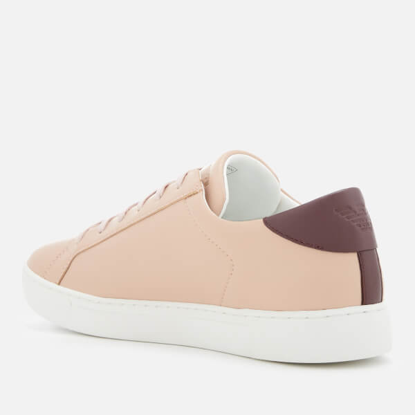 Armani Women's Shara Trainers - /Burgundy - UK 2 OmA7Dem
