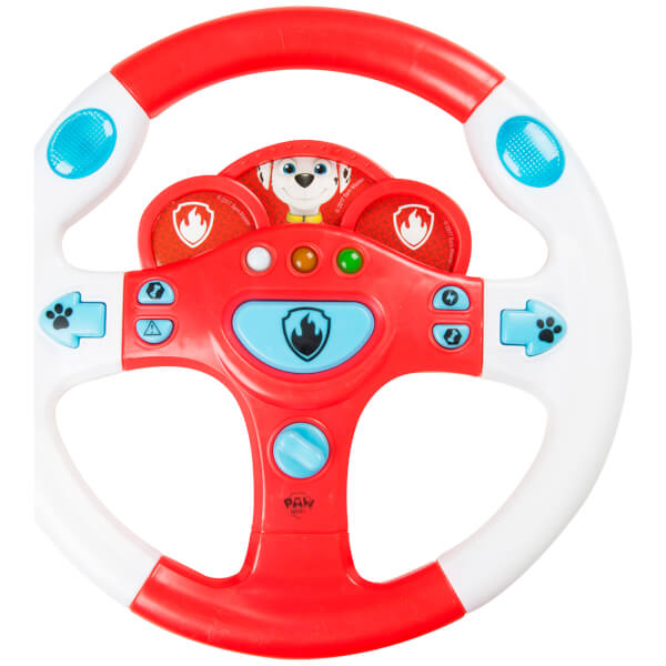 Paw Patrol Marshall Steering Wheel