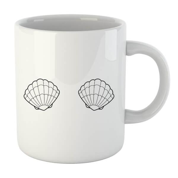 Two Shells Mug