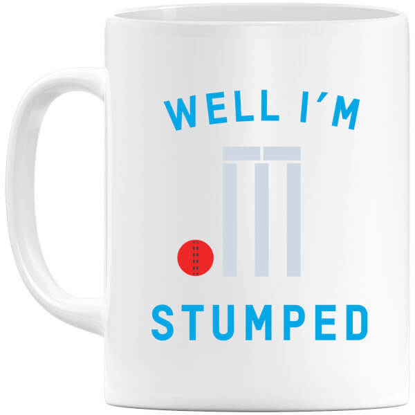 Well Im Stumped Mug