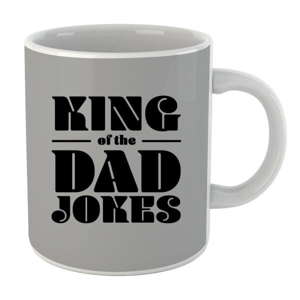 King of the Dad Jokes Mug