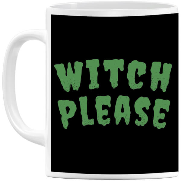 Witch Please Mug