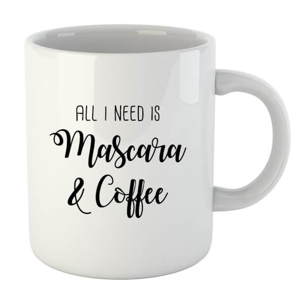 All I Need is Mascara and Coffee Mug