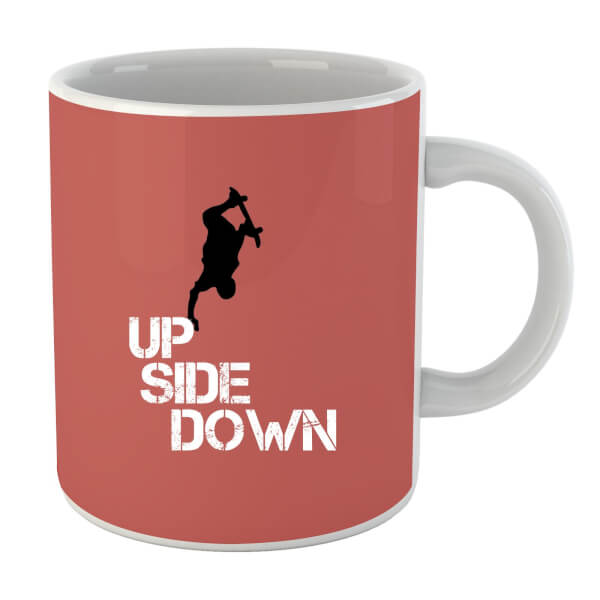 Up Side Down Mug