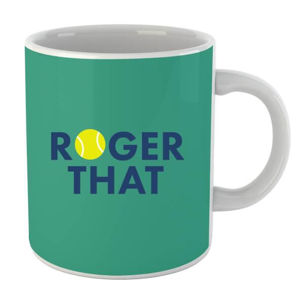 Roger That Mug