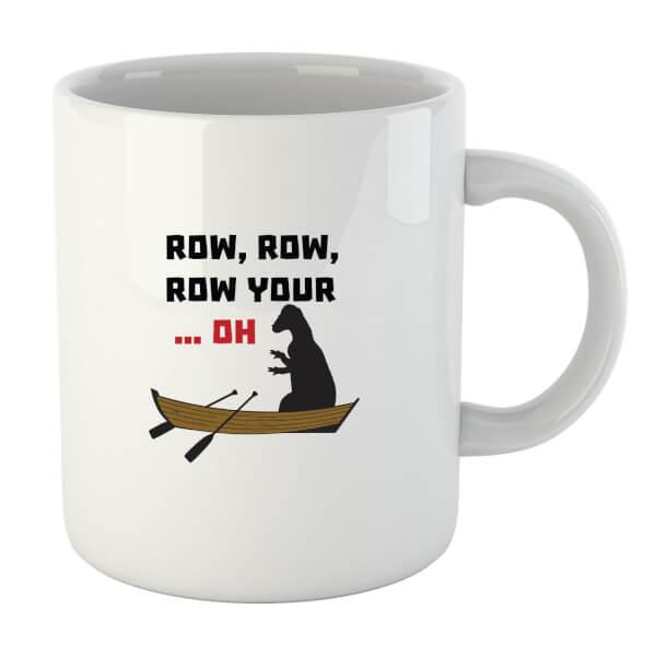 Row Row Row Your Boat Mug