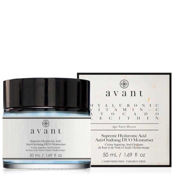 Avant Skincare Supreme Hyaluronic Acid Anti-Oxidising Duo Moisturiser 1.69 fl. oz