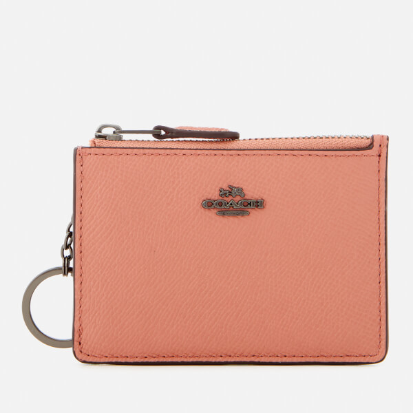 Coach Women's Mini ID Skinny Wallet - Melon