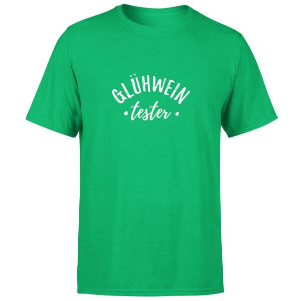 Gluhwein Tester T-Shirt - Kelly Green
