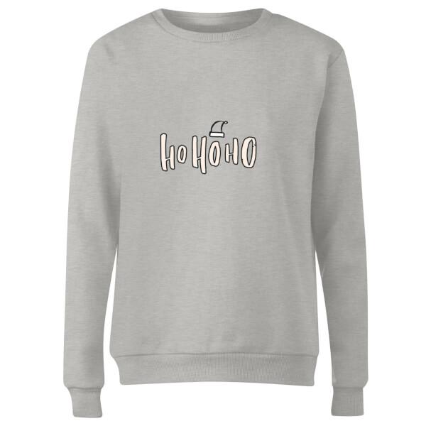International Ho Ho Ho Women's Sweatshirt - Grey