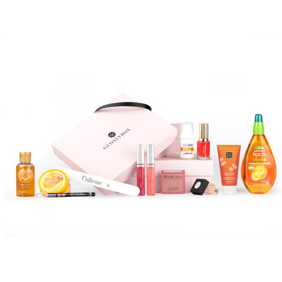 GLOSSYBOX August 2014
