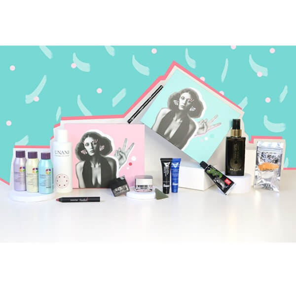 GLOSSYBOX Septembre 2017