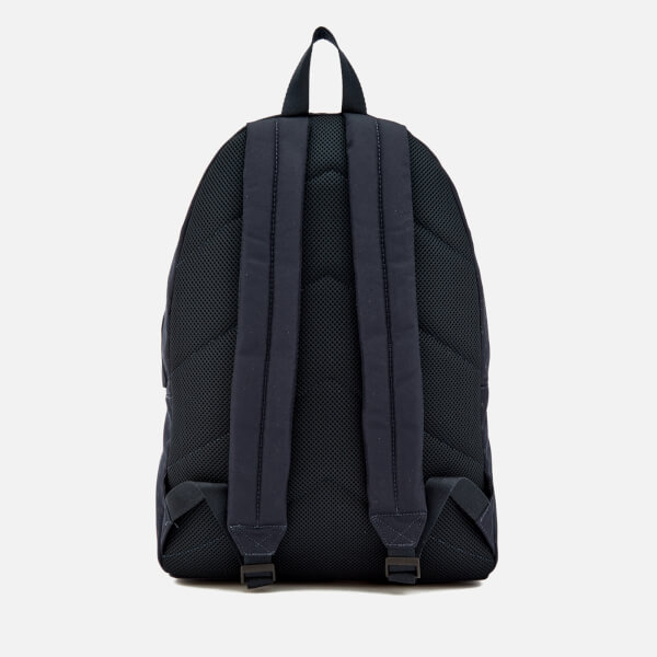 89b79ad4f18 Armani Exchange Men s AX All Over Logo Rucksack - Navy  Image 2