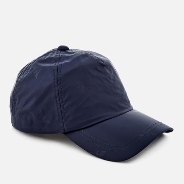 Emporio Armani Men s Baseball Cap - Blu Navy  Image 2 2150ba583d5c