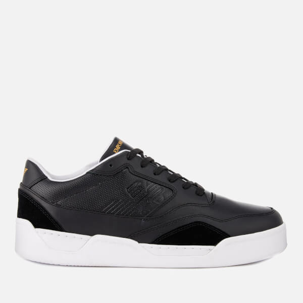 Emporio Armani Men's Trainers - Black